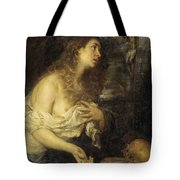 The Penitent Mary Magdalene Tote Bag