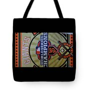 The Pennant 2012 Tote Bag