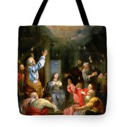 The Pentecost Tote Bag