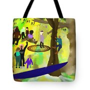 The People's Congress Tote Bag