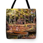 The Pequots Tote Bag