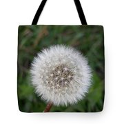 The Perfect Dandelion Tote Bag
