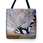 The Perfect Fit Tote Bag