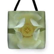 The Perfect Opening Magnolia Flower Art Tote Bag