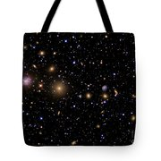 The Perseus Galaxy Cluster Tote Bag