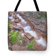 The Pessimist Sees Difficulties In Opportunities. The Optimist Sees Opportunities In Difficulties.  Tote Bag