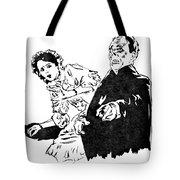 The Phantom Of The Opera Tote Bag