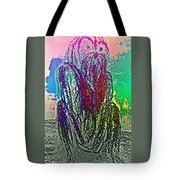 Thinking Can Refer To The Act Of Producing Thoughts Or The Process Of Producing Thoughts Tote Bag by Hilde Widerberg
