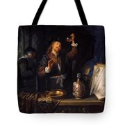 The Physician 1653  Tote Bag