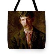 The Pianist, Stanley Addicks Tote Bag