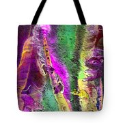 The Pied Piper Of Hamelin Tote Bag