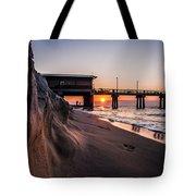 The Pier 2 Tote Bag by Kim Loftis