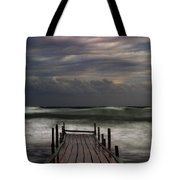 The Pier...ayia Napa Tote Bag