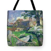 The Pig Keeper Tote Bag
