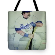 The Pinch Hitter Tote Bag
