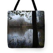 The Pine River Tote Bag