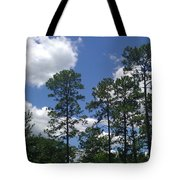 The Pines Of Jackson Heights Tote Bag