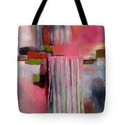The Pink Piece Of Purity Tote Bag