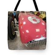 The Pink Zink 1955 Indy 500 Winner Tote Bag