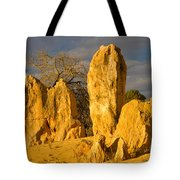 The Pinnacles Nambung National Park Australia Tote Bag