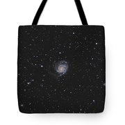The Pinwheel Galaxy Tote Bag