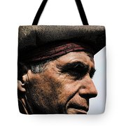The Pirate Tote Bag by David Patterson