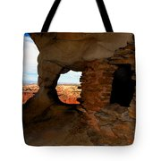 The Place Of The Old Ones Tote Bag