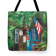 The Place Tote Bag