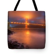 The Place Where Romance Starts Tote Bag