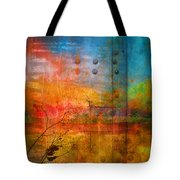 The Places I Have Never Been Tote Bag