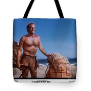 The Planet Of The Apes 1968 Tote Bag