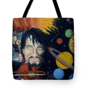 The Planets Suite Tote Bag