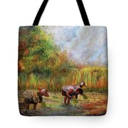 The Planting Tote Bag