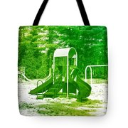 The Playground I - Ocean County Park Tote Bag