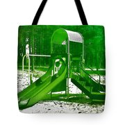 The Playground II - Ocean County Park Tote Bag