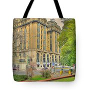 The Plaza Tote Bag