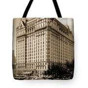 The Plaza Hotel Tote Bag