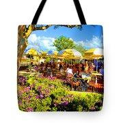 The Plaza Magic Kingdom Walt Disney World Tote Bag