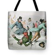 The Pleasures Of Winter Tote Bag
