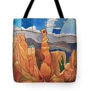 The Plinth Tote Bag