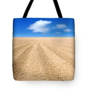 The Ploughed Field 2 Tote Bag