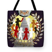 The Poet Lauriat Tote Bag