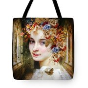 The Poets Lover Tote Bag