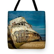 The Point Reyes Beached Tote Bag