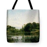 The Ponds Of Gylieu Tote Bag
