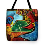 The Pool Sharks 1 Tote Bag