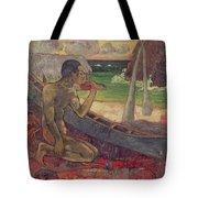 The Poor Fisherman Tote Bag
