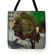 The Poor Man's Burden Tote Bag