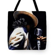 The Pop King Tote Bag