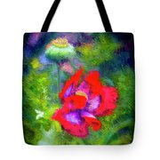 The Poppie Calls Tote Bag